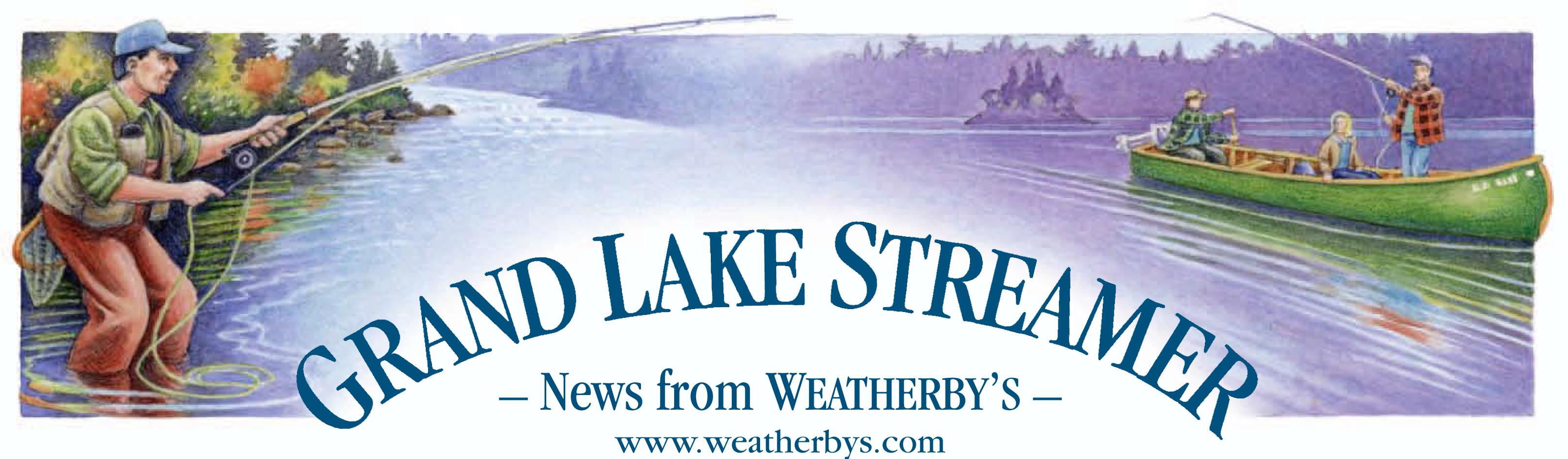 Weatherby's Newsletter Header