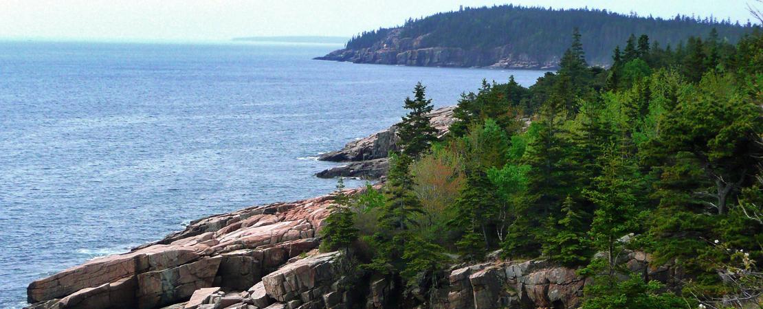 Visit Grand Lake Stream and Acadia