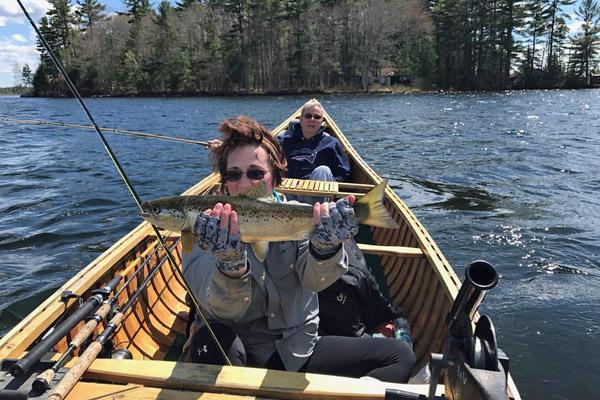 Classic Maine Fishing Vacation