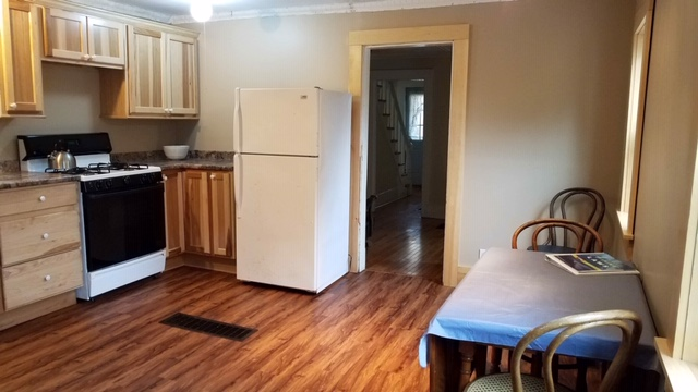 Kitchen of Home For Sale in Maine