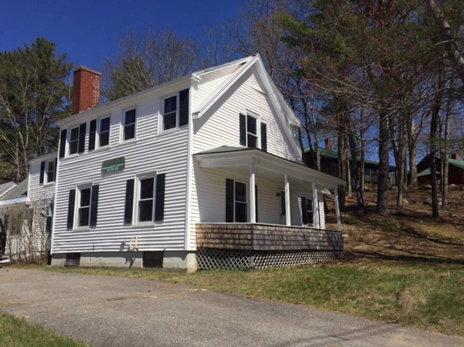 Vacation Rental in Grand Lake Stream for sale