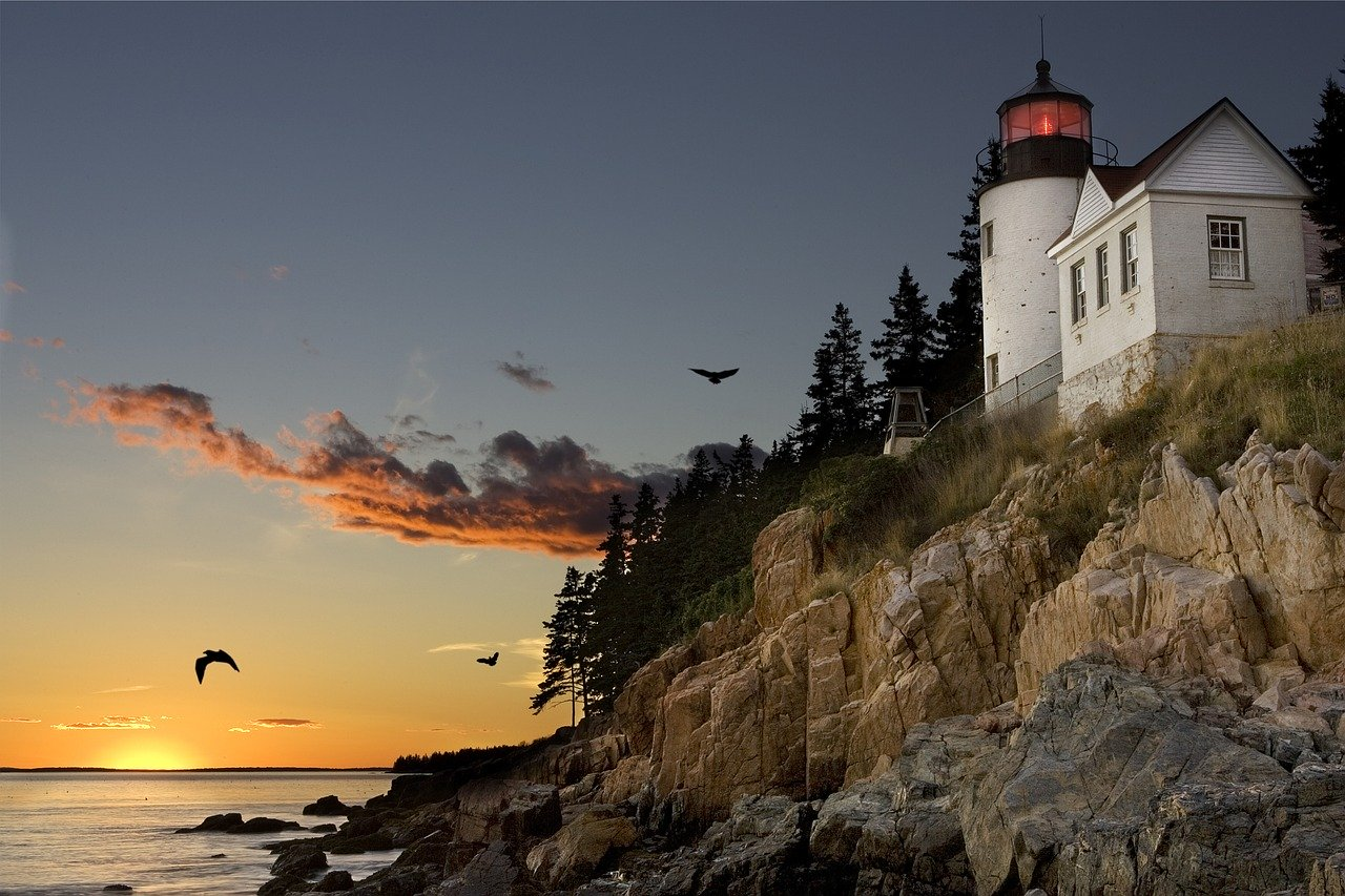 Downeast Maine and Bar Harbor
