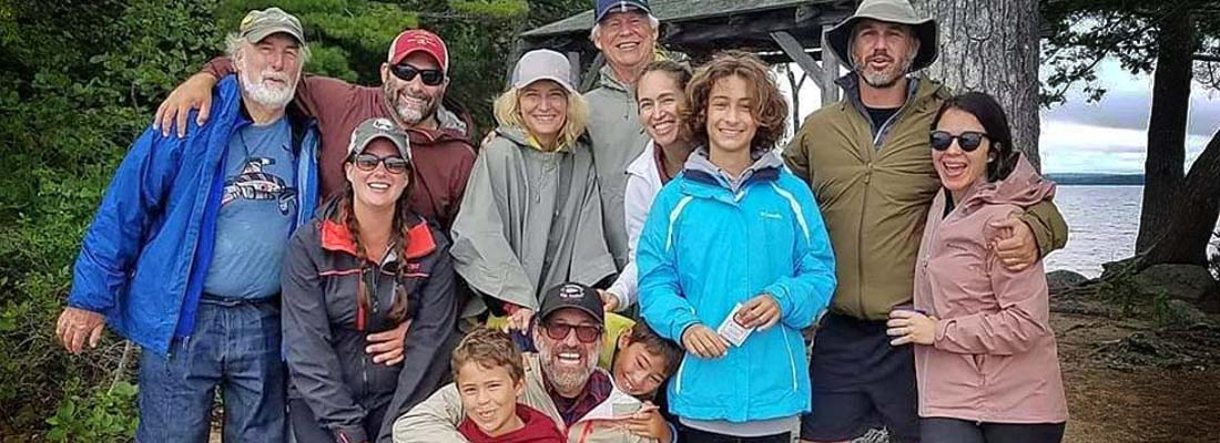 Family Fishing Vacation in Maine at Weatherby's