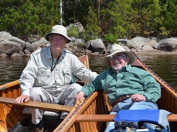 Fishing trip to Grand Lake Stream in Maine