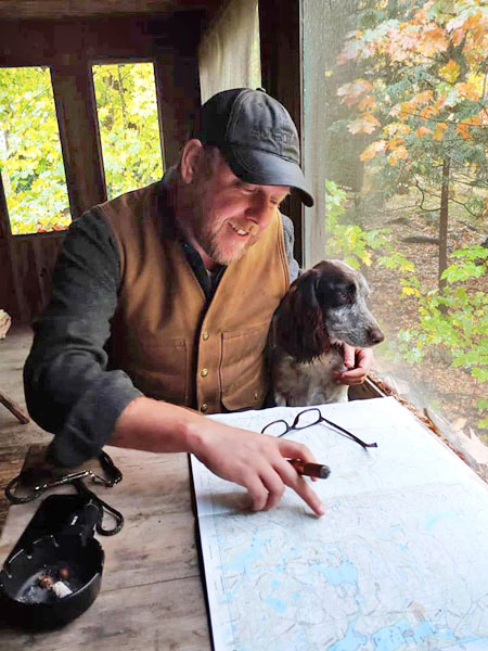 Planning a bird hunting trip to Weatherby's in Maine