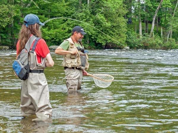 Registered Maine Guides at Weatherby's