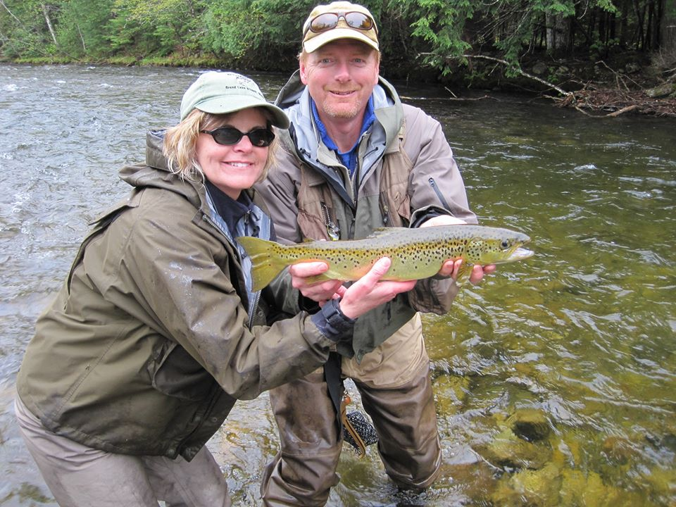 Weatherby's Novice Fly Fishing School for Women at Weatherby's Hunting & Fishing Lodge